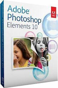 Adobe-Photoshop-Elements-10-von-Adobe-Software-Zustand-gut