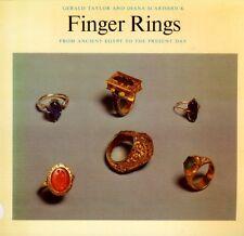 Ancient Finger Rings Ashmolean Egyptian Minoan Greek Roman Celt Hittite Medieval