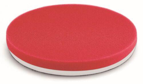 Flex 1x Ø 200 mm Éponge de polissage PS-R 200 doux rouge blanc 434426 434.426