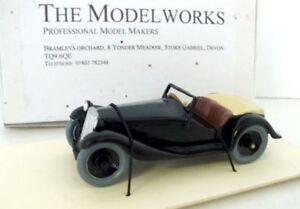 Le modèle fonctionne - Mg / Morgan ??   Noir
