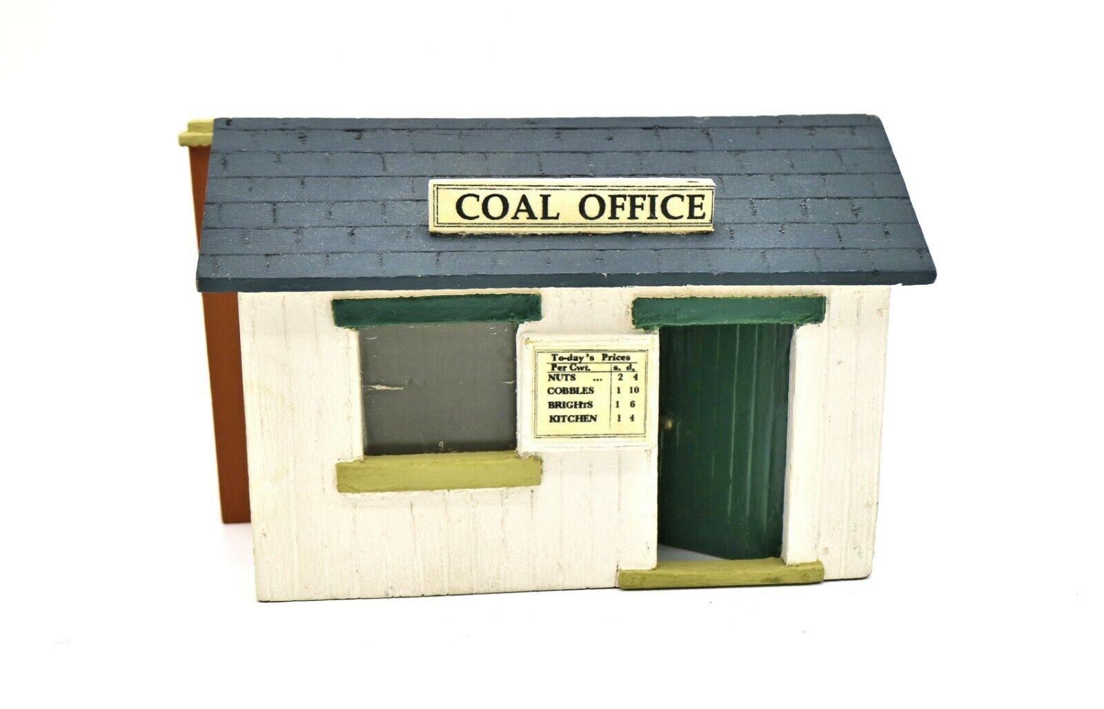 910E  Vintage Bassett Lowke  0 Gauge Pre war Coal Office