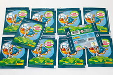 Panini ROAD TO FIFA WORLD CUP Brasil 2014 - 10 TÜTEN PACKETS SOBRES BUSTINE