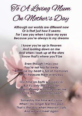 More Poems for Mom
