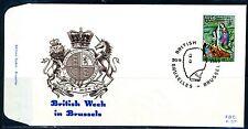 (B) 1432 FDC 1967 - Britse Week.