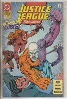 DC Comics Justice League International #53 August 1993 F+