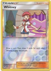 SM8 Lost Thunder Reverse Holo Pokemon 2x Bruxish 70//214 NM//M