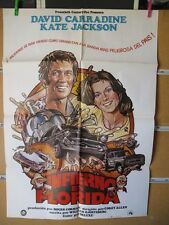 944     INFIERNO EN FLORIDA. DAVID CARRADINE, KATE JACKSON