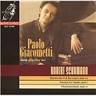 Robert Schumann - Paolo Giacometti Plays Schumann (2001)