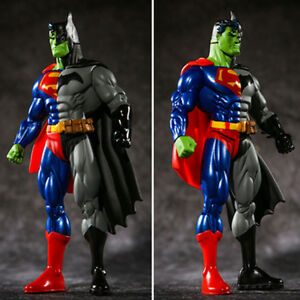 DC-Superman-Batman-Become-One-With-The-Hulk-Action-Figure-Toys-Collection