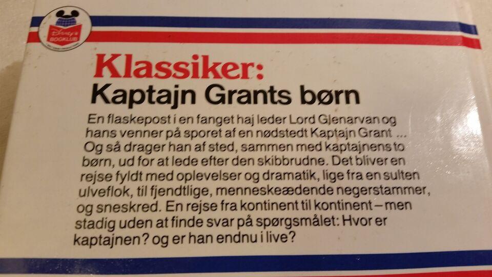 Kaptajn Grants børn + Zarens kurér, Jules Verne