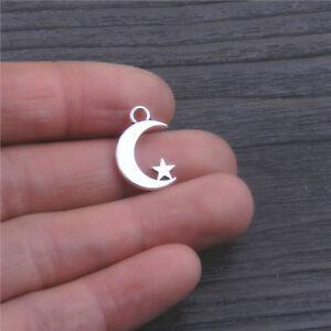 35pcs Tibetan Silver Sailboat Pendants Charms For Jewelry Making 16x13mm