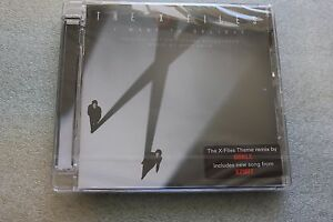 OST-The-X-Files-I-Want-To-Believe-CD-NEW-SEALED