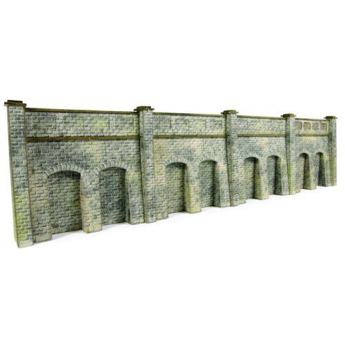 Stone Retaining Wall - N Card kit – Metcalfe PN144 - Free Post