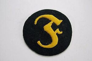 Authentic-WW2-German-Army-Feuerwerker-Ordance-NCO-F-w-Name-Printed-patch-badge