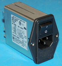 NEW Corcom 5EFLA2S EMI Filter AC Power Entry Module 5A 120V Flange Mount