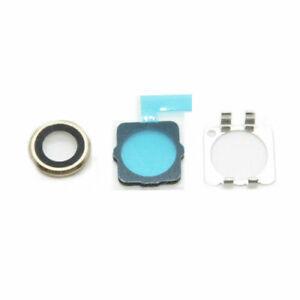 Appareil Photo Lentille Set Pour IPHONE 6S Or Caméra Verre Support Joint Cadre