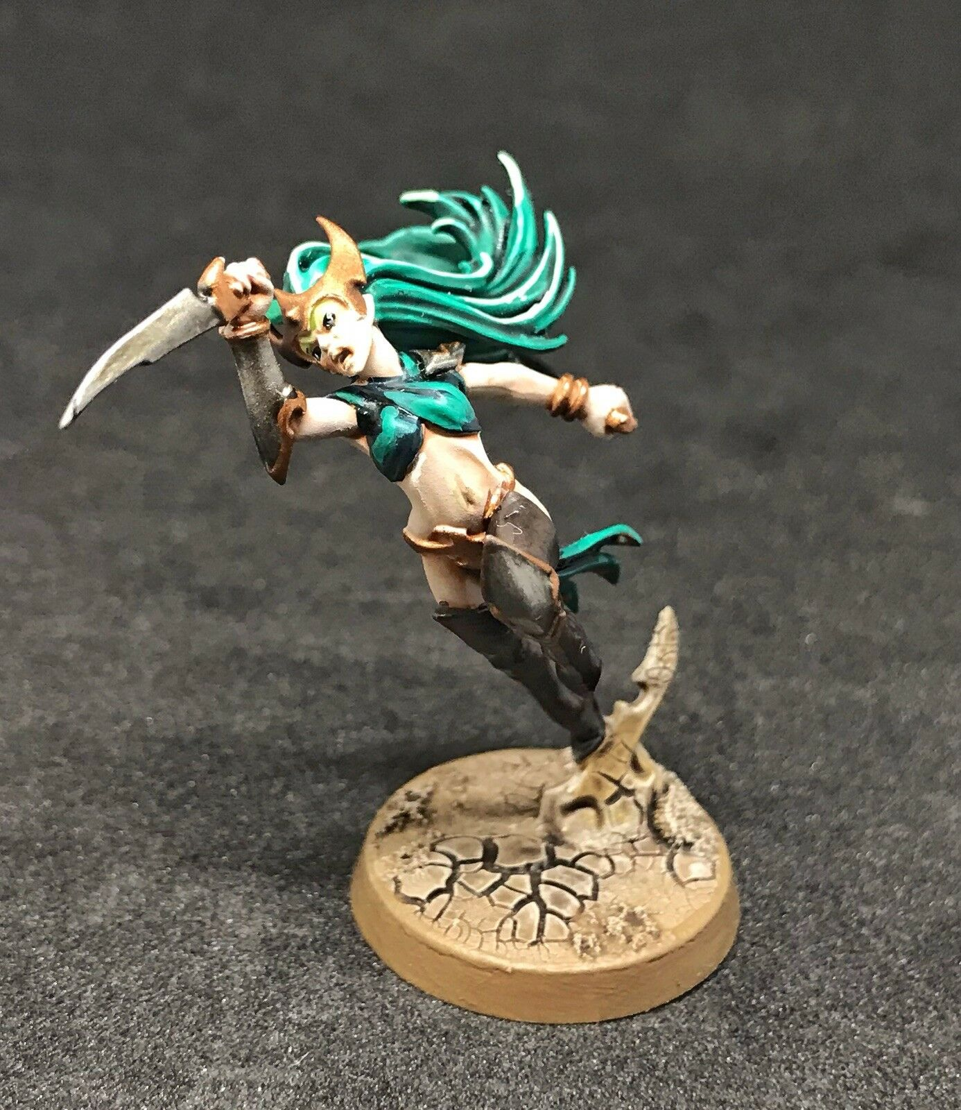 Witch Aelves - Daughters Of Khaine -Warhammer -Warhammer - Painted To Order