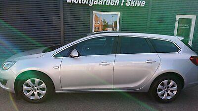 salg af Opel Astra 1,4 T 140 Enjoy ST - 2016