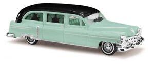 Busch-43467-Cadillac-039-52-Station-Wagon-Undertaker-1-87-H0