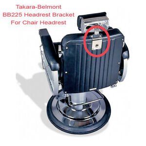 Image Is Loading Takara Belmont Elegance Bb225 Barber Chair Headrest Holder