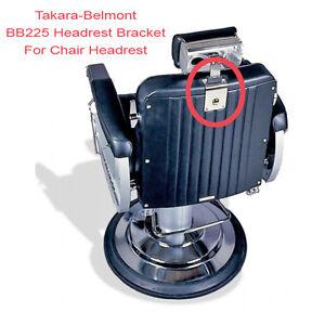 Belmont Barber Chair >> Details About Takara Belmont Elegance Bb225 Barber Chair Headrest Holder Bracket Only