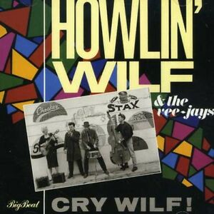 Howlin-039-Wilf-Howlin-039-Wolf-Cry-Wolf-New-CD-UK-Import