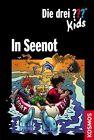 Die drei ??? Kids - In Seenot: Piraten an Bord / Delfine in Not von Boris Pfeiffer und Ulf Blanck (2011, Gebunden)
