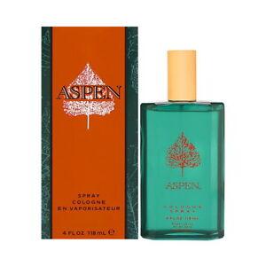 ASPEN-Cologne-for-Men-by-Coty-118-ml-4-0-oz-Cologne-Spray-Brand-New