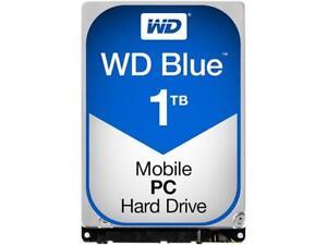 """WD Blue WD10JPVX 1TB 5400 RPM 8MB Cache SATA 6.0Gb/s 2.5"""" Internal Notebook Hard"""