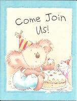 Koala Bears - Boomerang Bear Party Invitations By American Greetings - Set Of 9