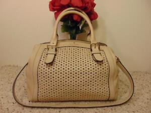 dcce290dd97f Kate Spade New York Mercer Isle Sloan WKRU2795 beige leather Handbag ...