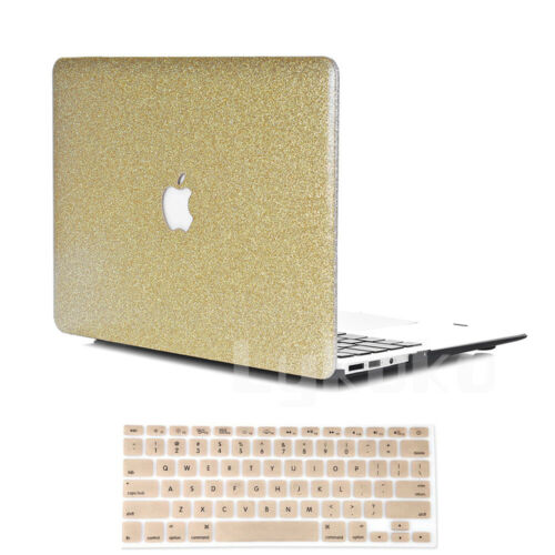 Keyboard Skin for Macbook Air 13 A1369 A1466 A1932 2in1 Hard Protective Case