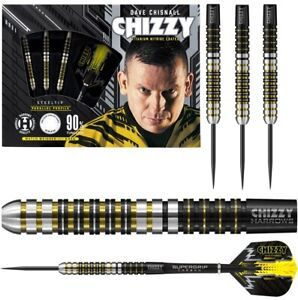 Dave-Chisnall-90-Tungsten-Steel-Tip-Darts-by-Harrows-Chizzy