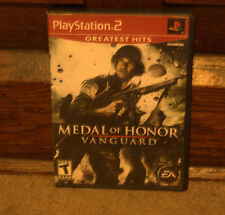 Medal of Honor Vanguard Be A World War II SuperHero! PlayStation 2 Greatest HIts