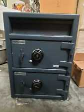 Amsec Mm2820 Dail Combination Safe With Top Drop Works Great