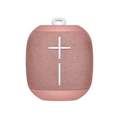 UE Wonderboom Portable Bluetooth Speaker (Cashmire Pink) Aussie Stock +Free Gift