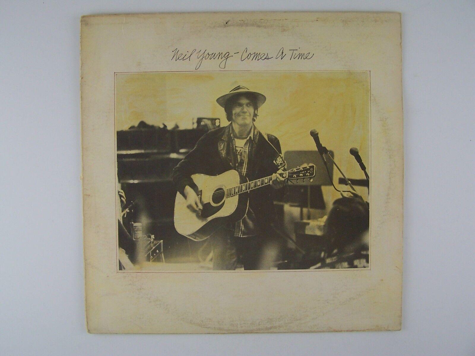 Neil Young - Comes A Time Vinyl LP Record Album MSK 226