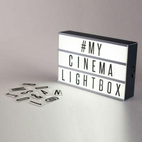 Wedding Decoration Led Light Letter Box USB DIY Birthday Party Tissue Pom Poms