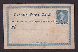 Canada-Victoria-Postcard-Postal-Card-Unused