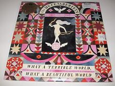 THE DECEMBERISTS what a terrible world / beautiful world 2xLP VINYL mp3 180G usa