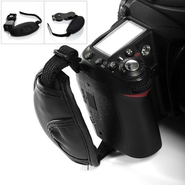 Camera Hand Grip Strap For Canon EOS Rebel T5i T4i T3i T3 60D 70D 7D 5D Mark III