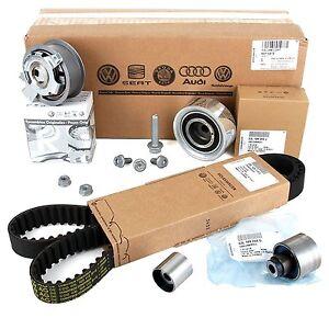 Genuine-Skoda-SEAT-Audi-VW-Cambelt-Kit-Water-pump-03L198119F-3l121011p-130