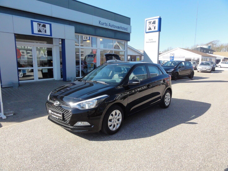 Hyundai i20 1,25 Active+ 5d - 76.900 kr.