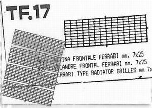 ACCESSORI 1//43 RETROVISORI TIPO FERRARI 348 TRON SP101