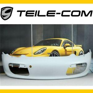 30-Neuf-Porsche-987-1-Boxster-pare-chocs-avant-trous-phares-Lavage-De-Voitures