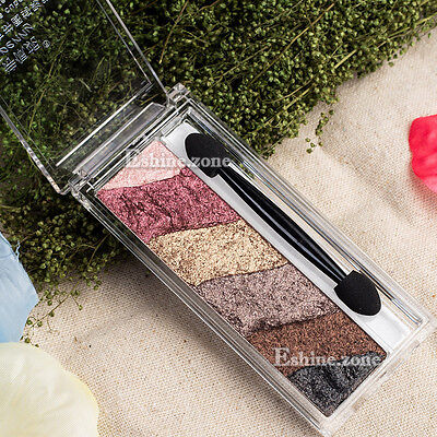 Makeup Baked Bake Eye Shadow Neutral Smokey Mineral Rubik Cube Puzzles Eyeshadow