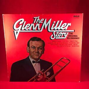 The-Glenn-Miller-Story-1983-Vinyl-LP-EXCELLENT-CONDITION-best-of