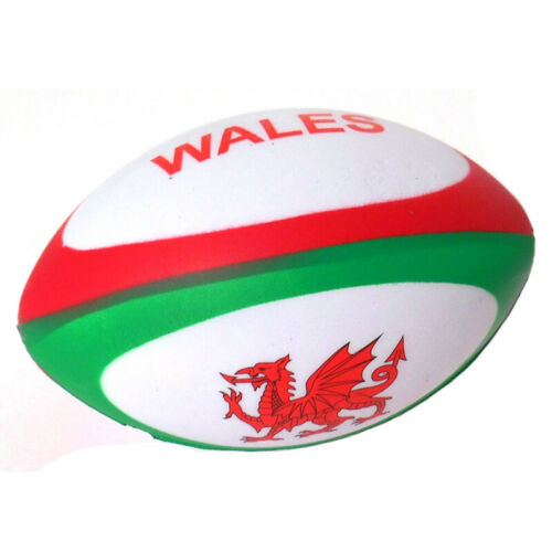 Wales Squeezy Rugby Ball