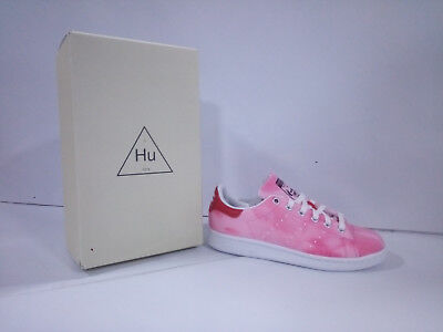 Schuhe Adidas Frau Pharrell Williams Hu Holi Stan Smith Rosa AC7044 | eBay