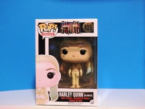 Funko-POP-105-Harley-Quinn-Inmate-Suicide-Squad-P-Prot